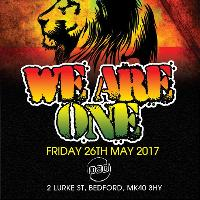 Reggae Matters Presents - We Are One