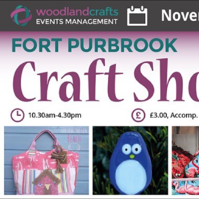 CRAFT SHOW at FORT PURBROOK