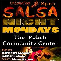 Beginners salsa lessons in Wolverhampton