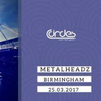 Circles Present Metalheadz Birmingham - Bailey b2b Doc Scott