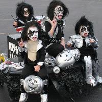 Born To Be Wild Child Family Halloween Bop!