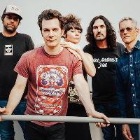 Pete RG With Pearl Jam Original Drummer Dave Krusen