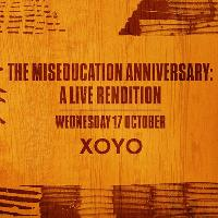 The Miseducation Anniversary - A Live Rendition of Lauryn Hill