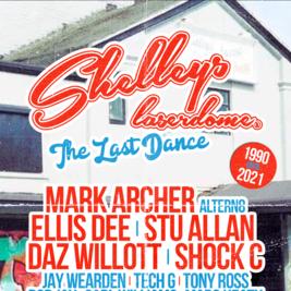 Shelleys Laserdome Reunion