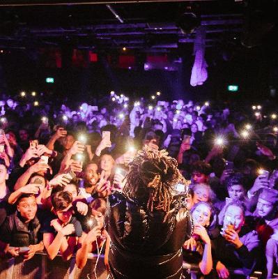 SECRET Hiphop Warehouse Party