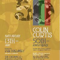 50 years of DJing with Legend Colin Curtis + Guest Pete Bromley