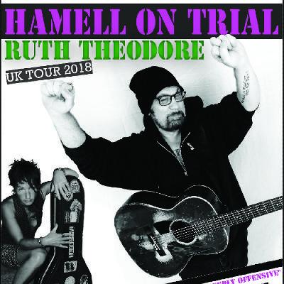 Hamell On Trial Ruth Theodore Kitchen Garden Cafe Birmingham