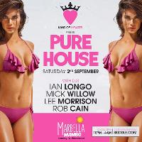 King of Hearts Presents: Pure House