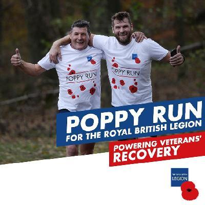Poppy Run Manchester 2019