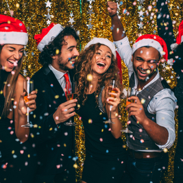 Manhattan Nights Fairy Tale of New York Christmas Party