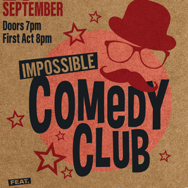 Impossible Comedy Club by Nodding Dog
