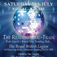 The Reading Soul-Train