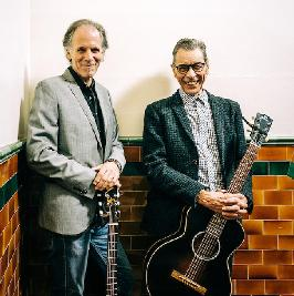 Rab Noakes and Brooks Williams | Laxey Working Mens Institute Laxey  | Sat 27th April 2019 Lineup