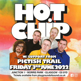 Hot Chip • Pictish Trail