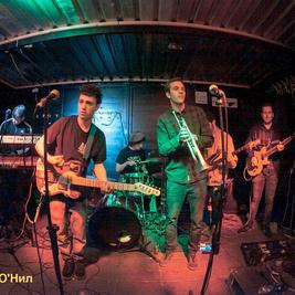 Lobster (Reggae, Hip Hop, Ska & Punk band) live at The Night Owl