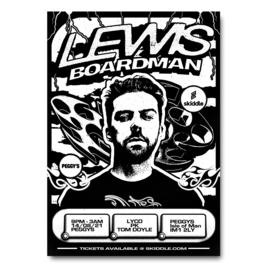 Peggy Presents: Lewis Boardman