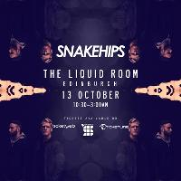 Mix Project Presents: Snakehips