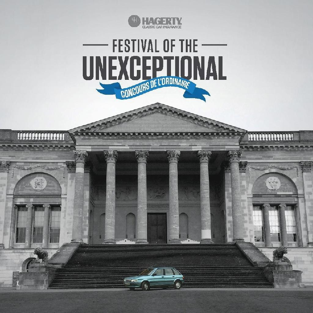 hagerty 39 s festival of the unexceptional tickets stowe school buckingham sat 22nd july 2017. Black Bedroom Furniture Sets. Home Design Ideas