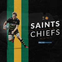 Northampton Saints v Exeter Chiefs | Gallagher Premiership R11