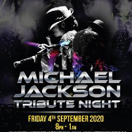 Michael Jackson Tribute Night Tickets | 2Funky Music Cafe Leicester  | Fri 26th February 2021 Lineup