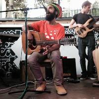 Coconut jam djs and live music