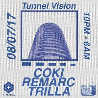 Tunnel Vision 1st birthday celebrations : Coki, Remarc & Trilla