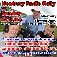 Newbury Radio rally