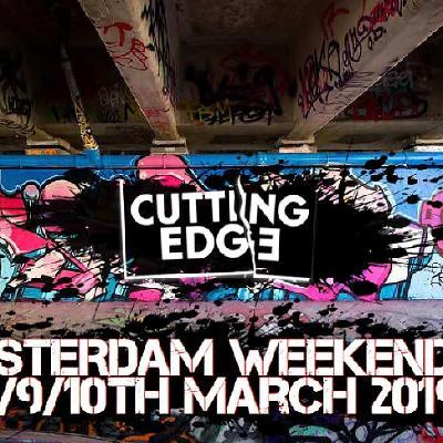 Cutting Edge Amsterdam Weekender