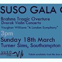 SUSO Gala Concert 2018