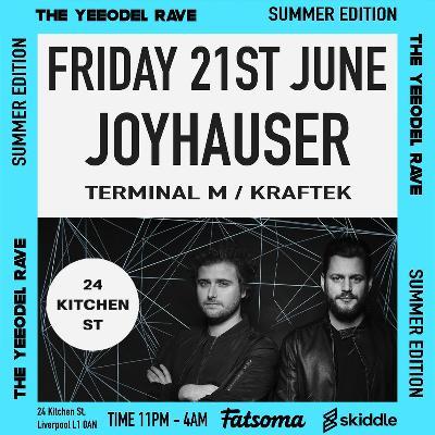 Joyhauser: Yeeodel Rave: Summer Edition
