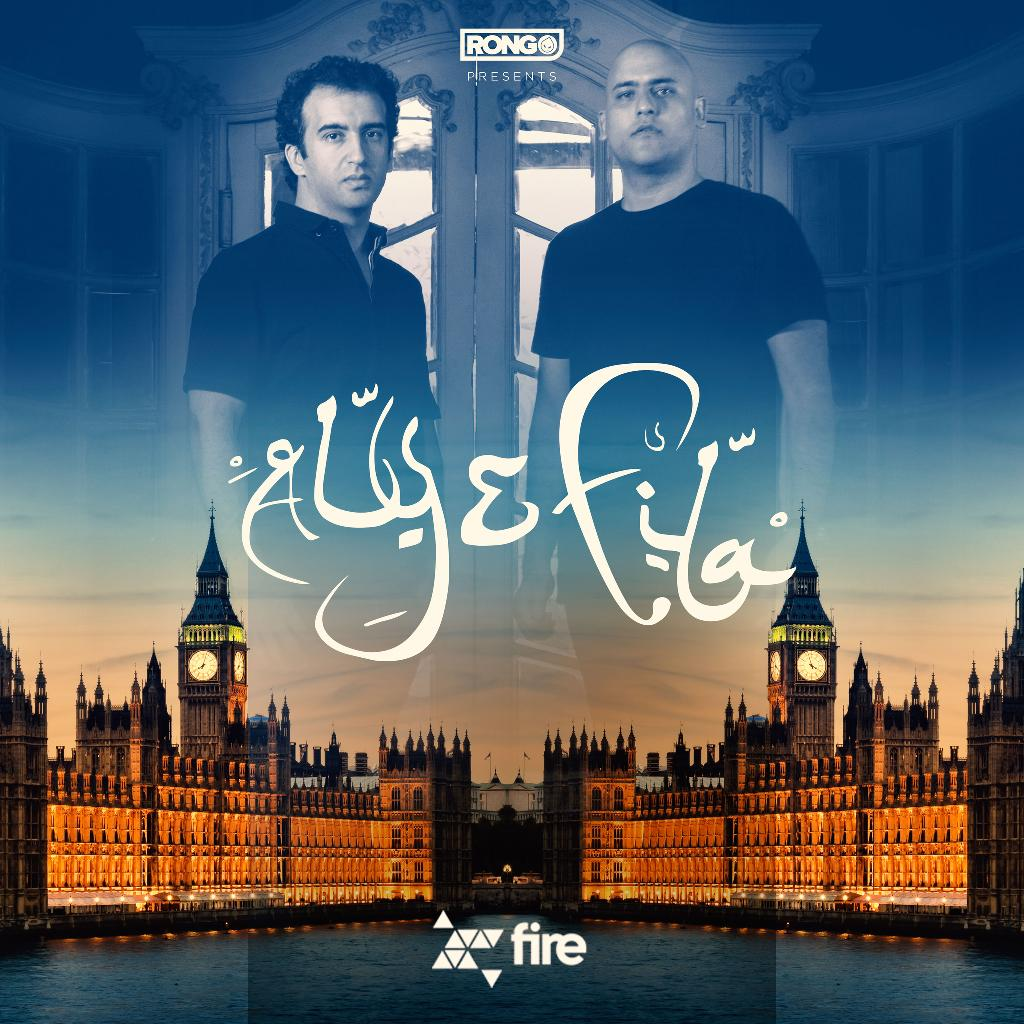 Rong Pres. Aly & Fila Open To Close