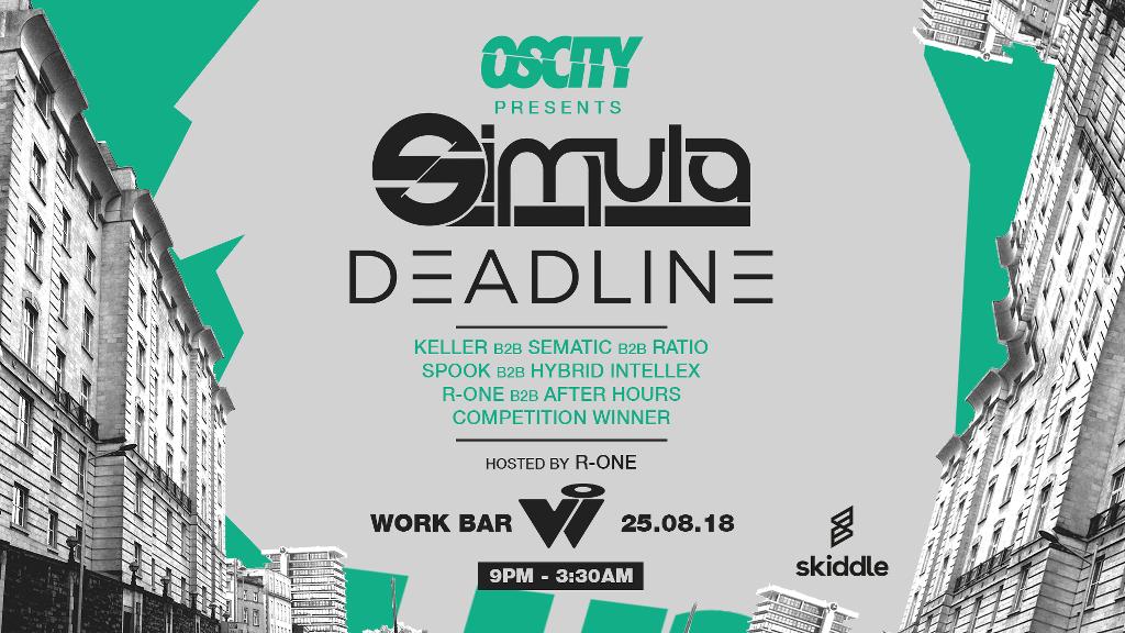 Oscity Presents: Simula & Deadline
