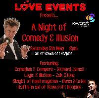 Night of Comedy & Illusion