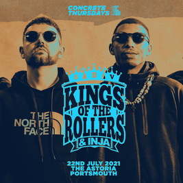 Kings Of The Rollers Portsmouth - Concrete Thursdays