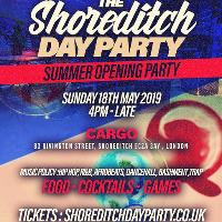TSDP - The Shoreditch Day Party