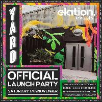 Elation Presents : The Official Launch Party