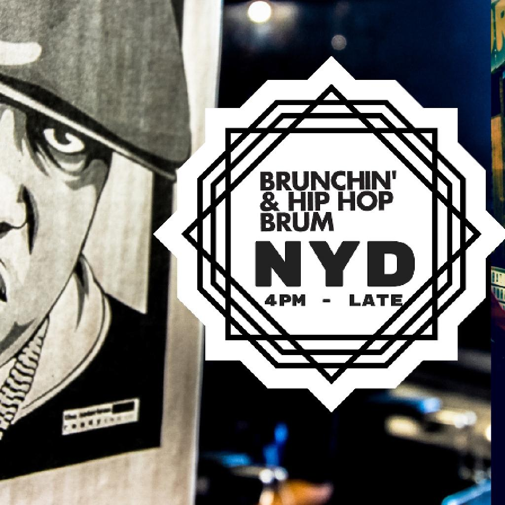 Brunch'in & Hip-Hop NYD