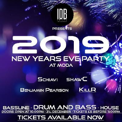 Indelible Events Presents '2019 New Years Eve Party'