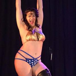 Untamed Burlesque: Plymouth