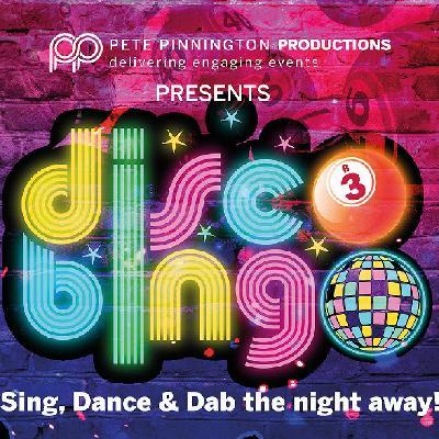 Disco Bingo Warrington! Sat 2nd Nov