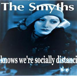 Afternoon Tea with The Smyths (Socially Distanced)