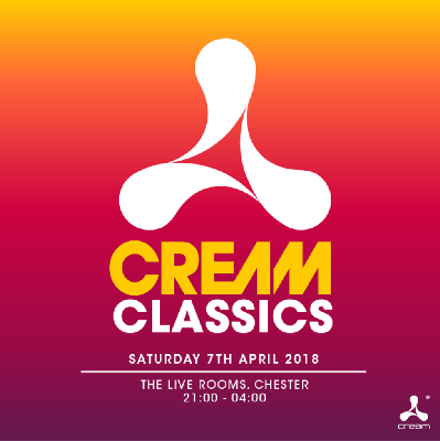 cream classics tickets the live rooms chester chester sat 7th