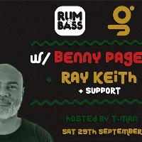Rum&Bass w/ Benny Page / Ray Keith / Ragga Twins
