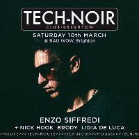 TECH-NOIR Club with Enzo Siffredi