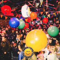 Raver Tots 90s Party with DJ Slipmatt
