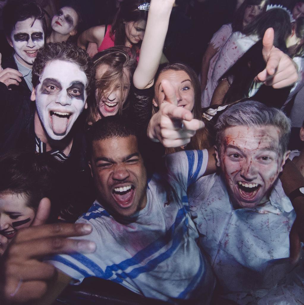 The Halloween Ball at KOKO
