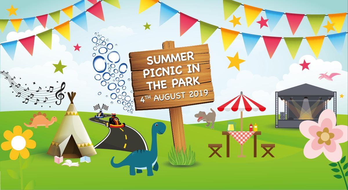 b753a9bcbf7c Big Jam Sandwich - Summer Picnic in the Park! Tickets