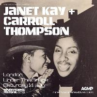 Janet Kay and Carroll Thompson