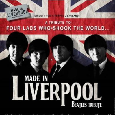 KH Walk Of Fame present Made In Liverpool Beatles Tribute