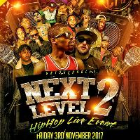 Next Level 2 - Live Hip Hop Event